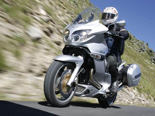 Gama Moto Guzzi 2009