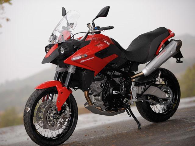 Gama Moto Morini 2009