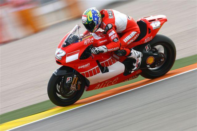 Imagen de Galeria de Troy Bayliss probará la Ducati Desmosedici GP9 en Mugello