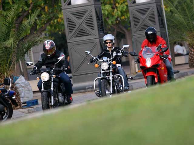 Nace el carnet de moto A2