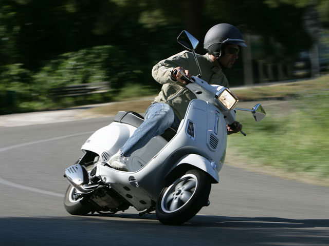 Vespa World Days 2009