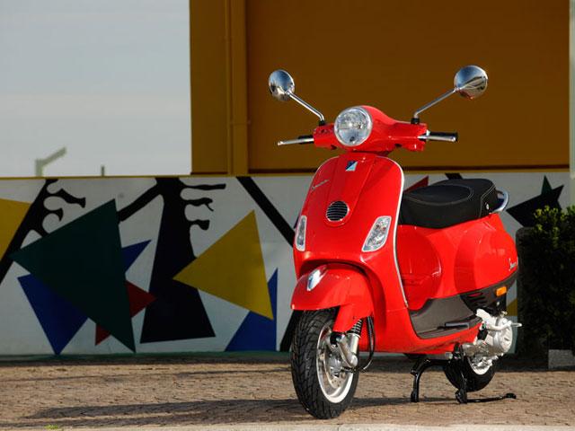 Imagen de Galeria de Vespa World Days 2009