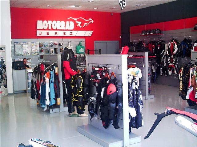 Nueva tienda Motorrad en Jerez de la Frontera