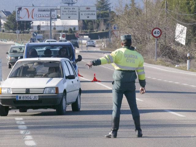 La DGT duplicará los controles en carreteras secundarias