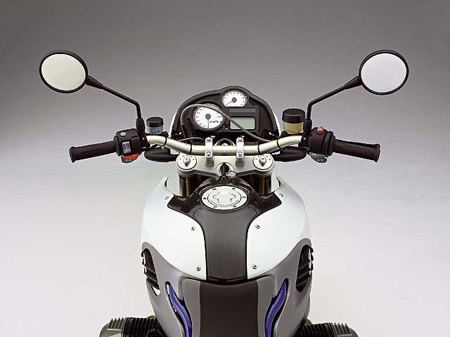 BMW Megamoto