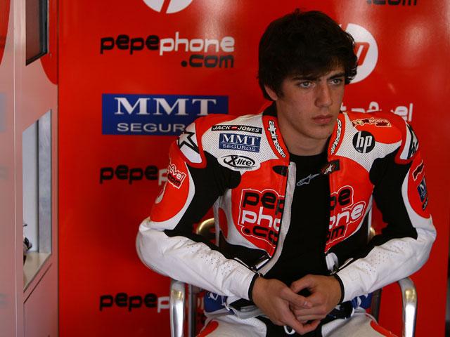 """Álvaro Bautista (Aprilia): """"Llego a Le Mans muy motivado después de Jerez"""""""