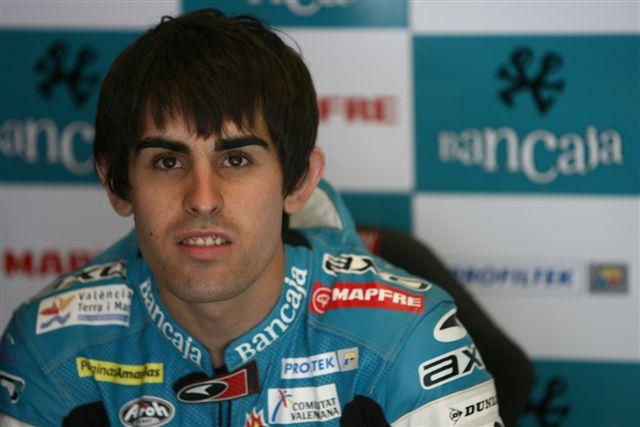 "Julito Simón (Aprilia): ""En Le Mans voy a quitarme la espina de Jerez"""