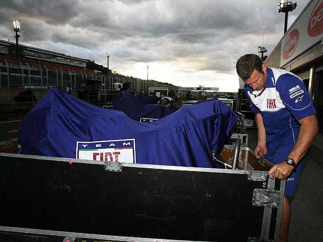 Imagen de Galeria de Bridgestone prepara sus compuestos para el GP de Francia