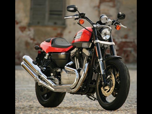Harley Davidson XR 1200 Prototype