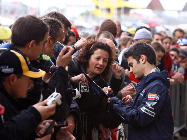 "Imagen de Galeria de Andrea Dovizioso (Honda): ""He conseguido muchos podios en este circuito"""