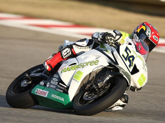 Quinta pole consecutiva para Cal Crutchlow (Yamaha) en Supersport