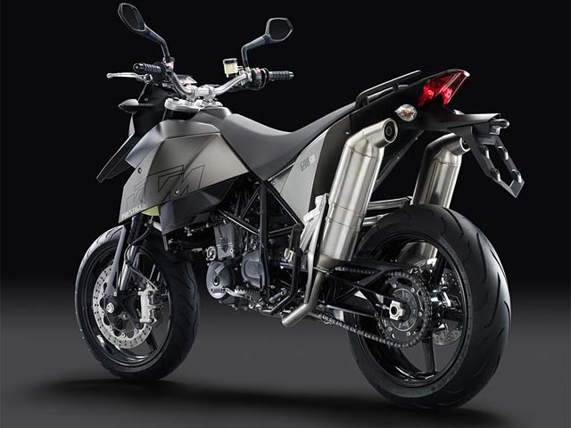 KTM Supermoto 690