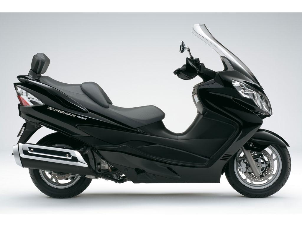 Imagen de Galeria de Suzuki Burgman 400 Edición Especial por 6.199 euros