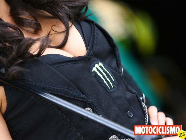 Imagen de Galeria de Las fotos de las chicas del Gran Premio de Francia