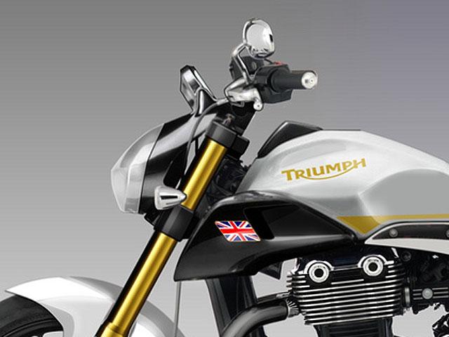 Triumph Hurricat 1700