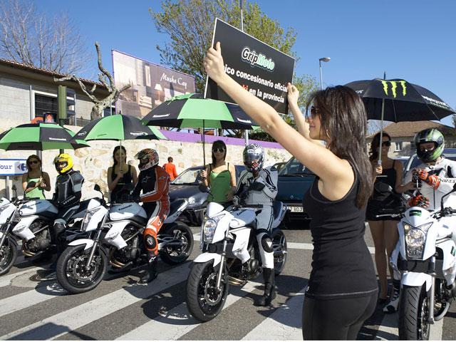 Vídeo. Gran Premio callejero.