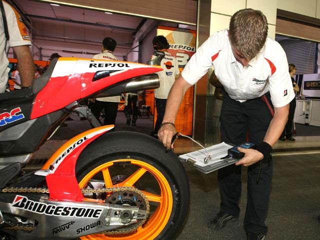 MotoGP. Cambios en el reglamento de neumáticos