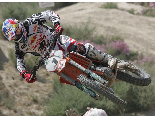El nacional de Motocross arranca tras dos meses de inactividad