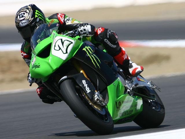 Imagen de Galeria de Jamie Hacking correrá con Kawasaki en Miller Motorsport Park