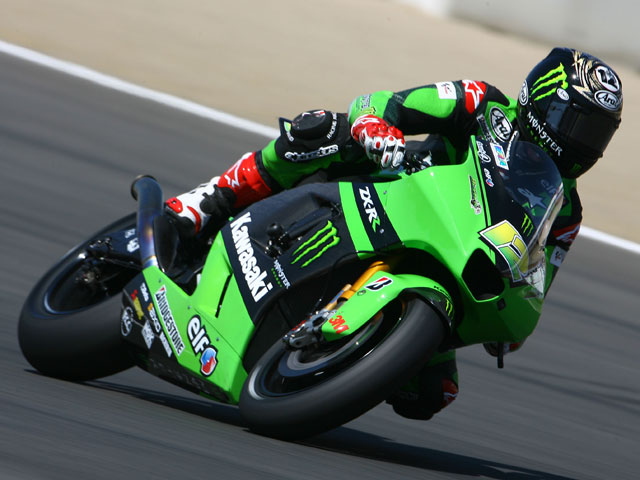 Jamie Hacking correrá con Kawasaki en Miller Motorsport Park