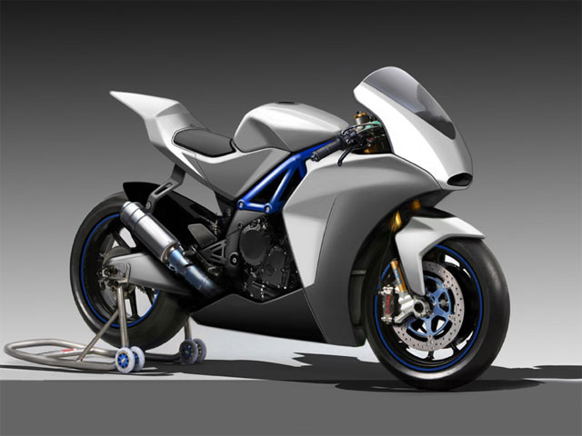 Imagen de Galeria de Moto2. Especificaciones del motor Honda