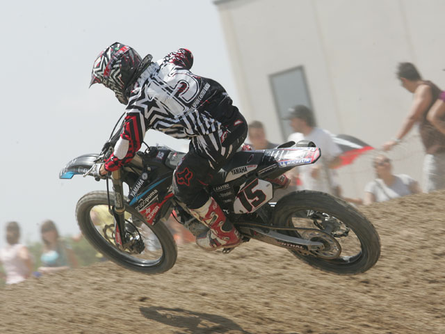 Imagen de Galeria de Alvaro Lozano sorprende en el motocross de Alhama de Murcia