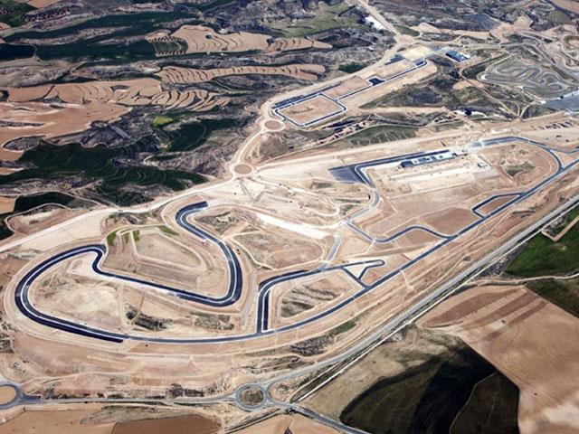 Circuito Alcañiz : El cev en el circuito de alcañiz motociclismo.es