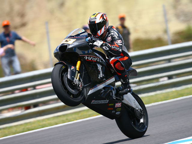 MotoGP. Melandri, el Robin Hood de MotoGP
