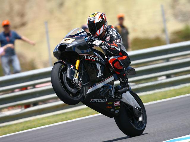 Imagen de Galeria de MotoGP. Melandri, el Robin Hood de MotoGP