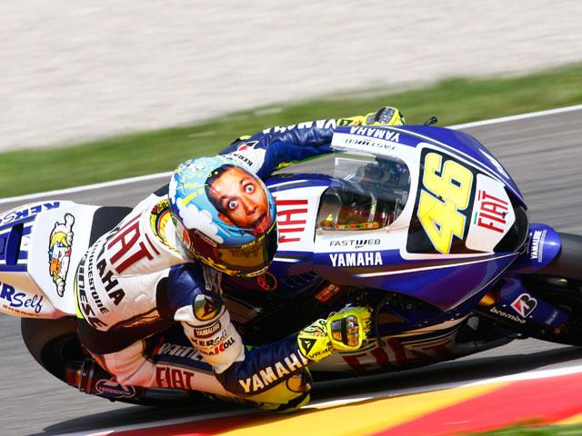 MotoGP. Rossi, presionado por ganar en Mugello