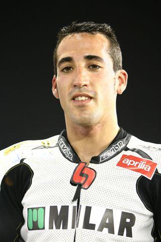 Dani Arcas sustituirá a Aitor Rodríguez en Mugello