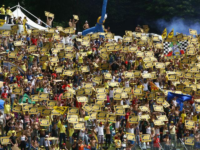 MotoGP. Mugello en TVE (GP Italia)
