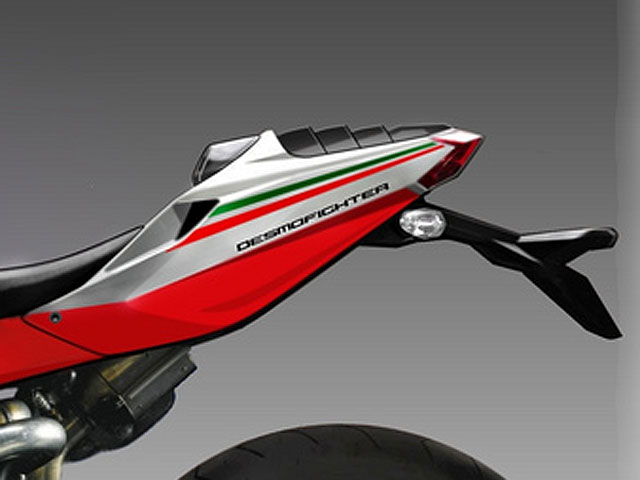 Ducati Desmofighter 998 R