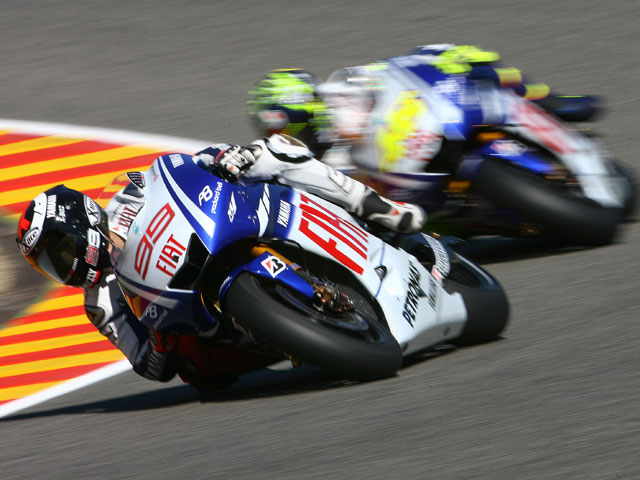 Rossi derrotado en Mugello. Stoner (Ducati) logra la victoria