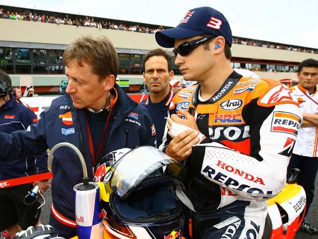 """Casey Stoner: """"Todo el equipo Ducati se siente feliz"""""""