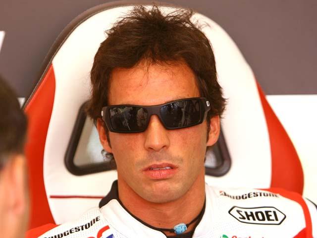 """Imagen de Galeria de Casey Stoner: """"Todo el equipo Ducati se siente feliz"""""""