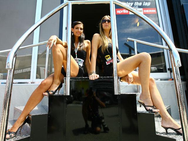 Las fotos de las chicas del Gran Premio de Italia (Mugello)