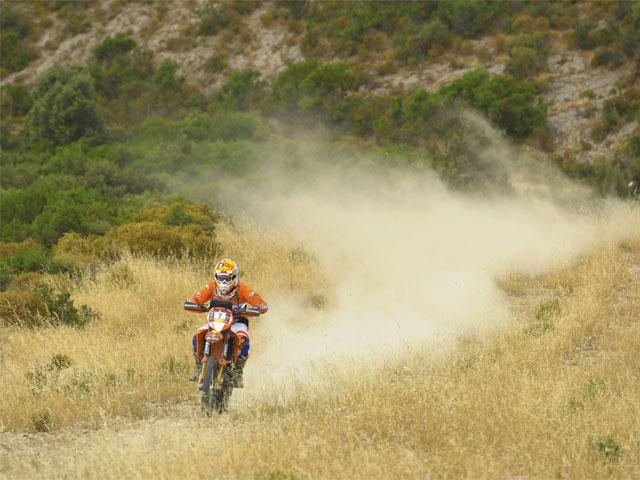 Despres repite victoria en Cerdeña. Viladoms, sexto