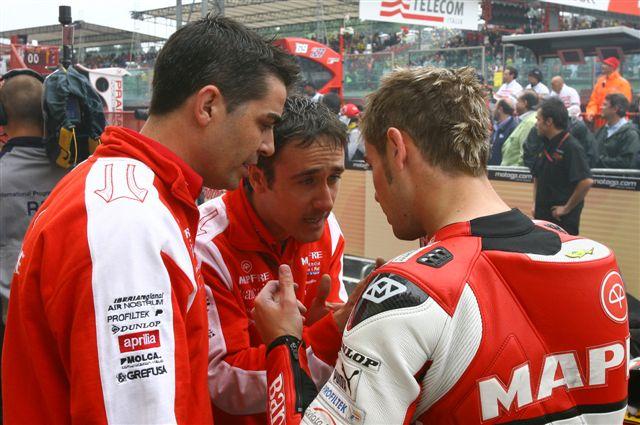 Bautista tiene hasta el GP de Catalunya para responder a Suzuki