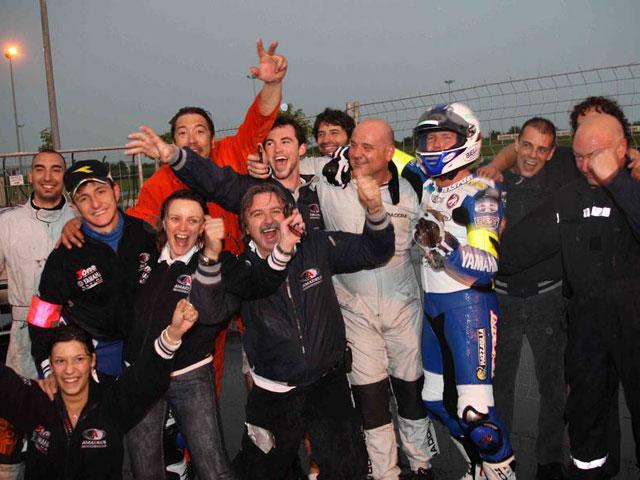 Imagen de Galeria de Yamaha Austria repite victoria en Oschersleben
