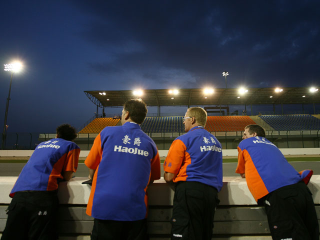 Imagen de Galeria de MotoGP. Haojue despide a Wittenveen