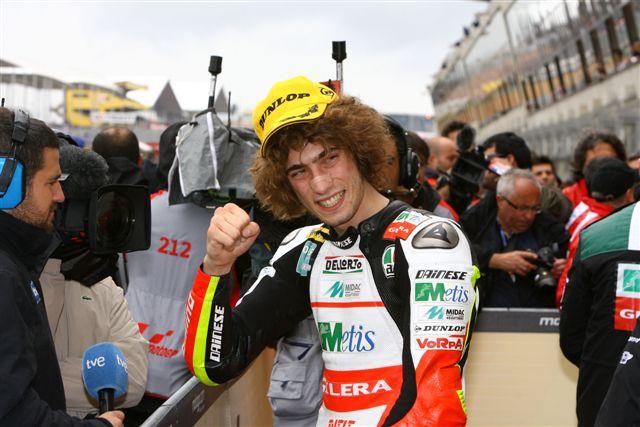 Imagen de Galeria de Aspar prepara su desembarco en MotoGP con Yamaha