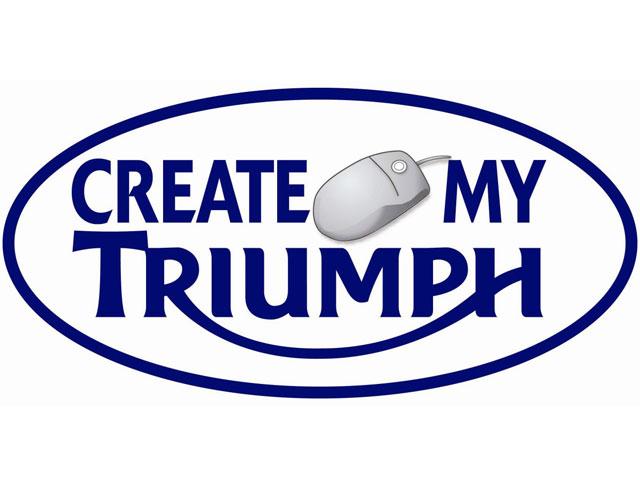 Diseña la Triumph de tus sueños
