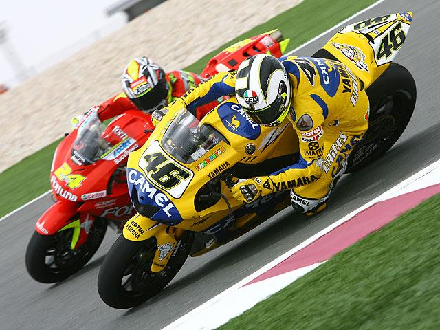Elías gana el pulso a Rossi