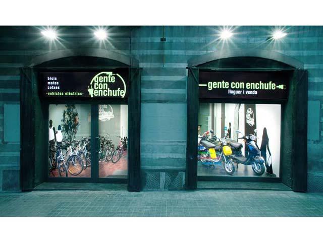 Motos eléctricas: nueva tienda en Barcelona