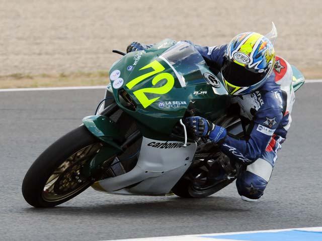 Imagen de Galeria de Las Moto2 llegan al Campeonato de España de Velocidad CEV