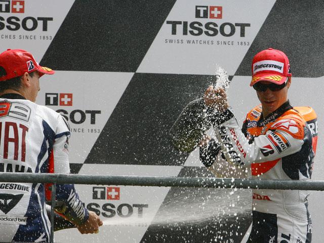 Honda quiere a Pedrosa en 2010
