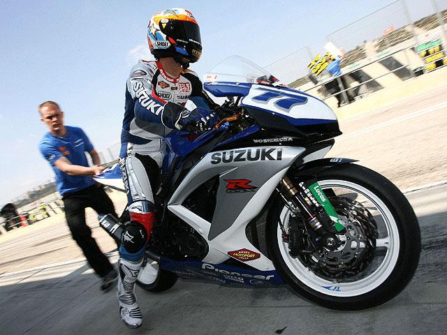 Imagen de Galeria de Suzuki se queda sin motos en el Mundial de Supersport