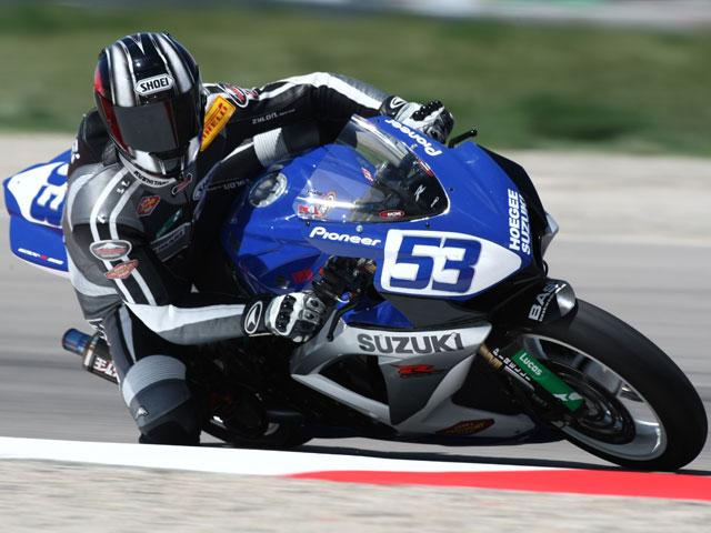 Suzuki se queda sin motos en el Mundial de Supersport
