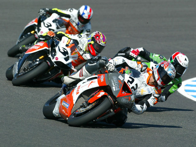 Imagen de Galeria de Silva, Rodri y Viñales, victorias en segunda cita del CEV 2009